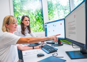 Der Datenpool bringt die Online-Bearbeitung mit Co-Editing