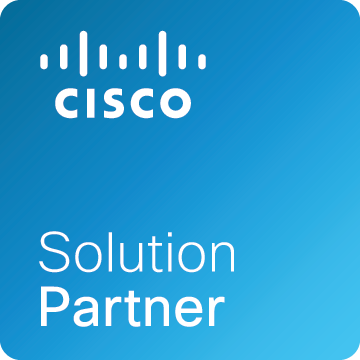 Logo Cisco Solution Partner